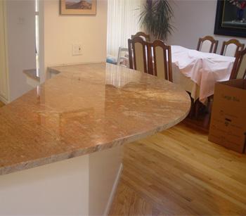 kitchen and bath countertop maintenance