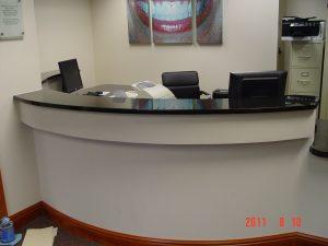 Commercial Granite Countertop