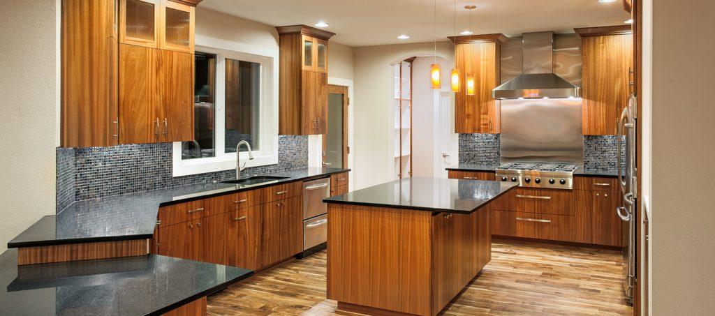 quartz countertop in a pittsburgh home