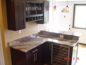 Silestone Quartz Countertop Installation