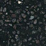 basalt black quartz countertop sample