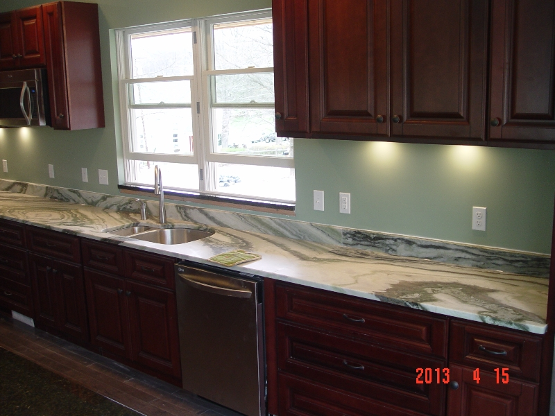 marble countertop by lexmar usa in pittsburgh home