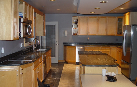 Granite Countertops | Kitchen Countertops | Lexmar USA