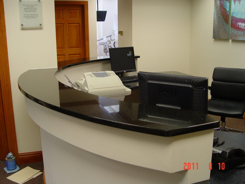 Commercial Granite Countertops Pittsburgh office