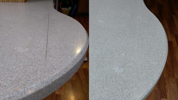 granite countertop repair