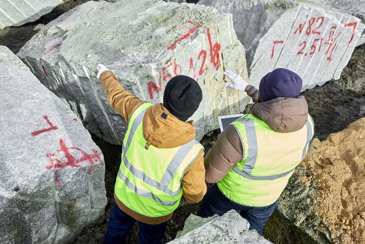 Granite Countertop Mine