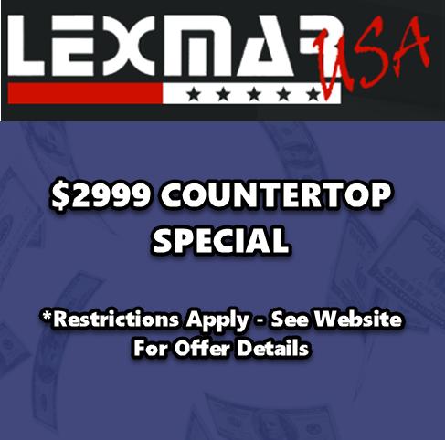 Lexmar Countertop Special